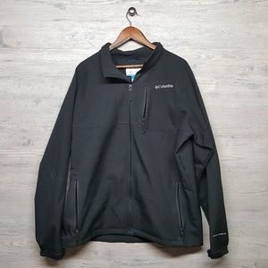 Columbia Omni-Shield Jacket. AMAZING! Perfect! WOW